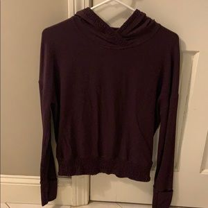 Thin Lululemon sweatshirt